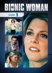 FanSource Martin E. Brooks The Bionic Woman Season 1