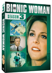 FanSource Martin E. Brooks The Bionic Woman Season 3