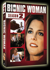 FanSource Martin E. Brooks The Bionic Woman Season 2