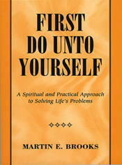 FanSource Martin E. Brooks First Do Unto Yourself Book