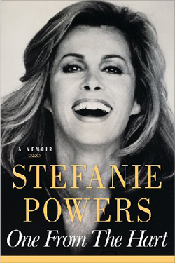 FanSource Stefanie Powers One From the Hart Memoir