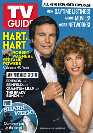 FanSource TV Guide Hart to Hart